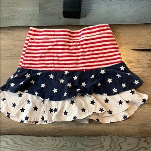 🇺🇸 4th of July Skirt 🇺🇸